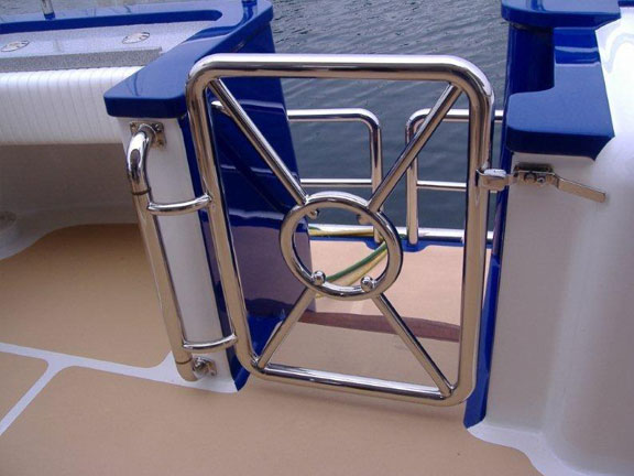 Stainless Steel Marine Welding and Fabrication